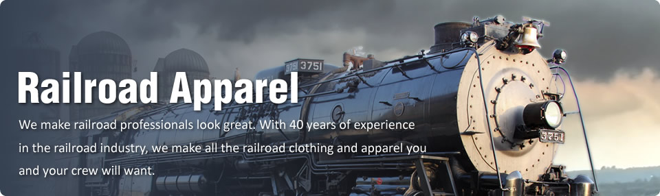 Railroad Apparel